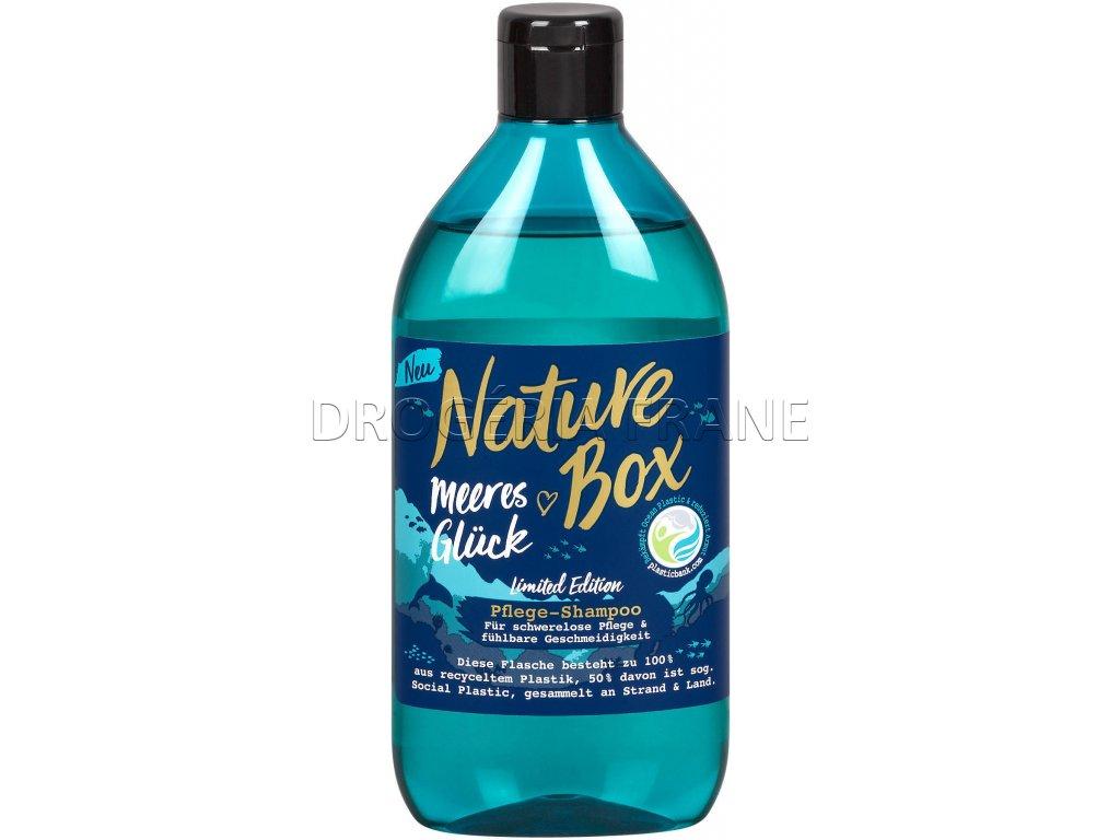 nature box meeres gluck damsky sampon na vlasy 385 ml