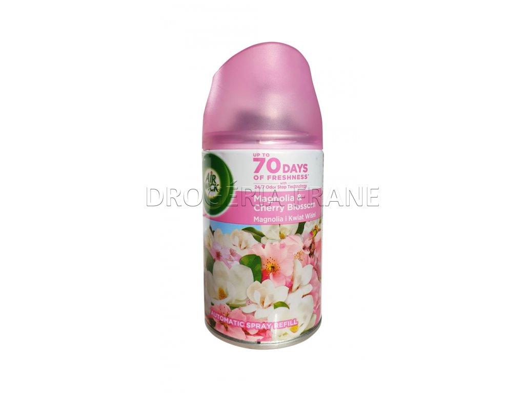 osviezovac vzduchu magnolia a ceresna air wick freshmatic automatic sprej 250 ml
