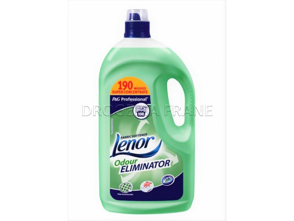 lenor odour eliminator avivaz 3 8 l 190 prani