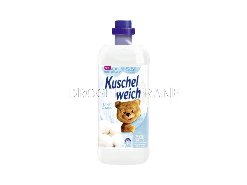 avivaz kuschelweisch sanft mild biela 1 l 33 prani