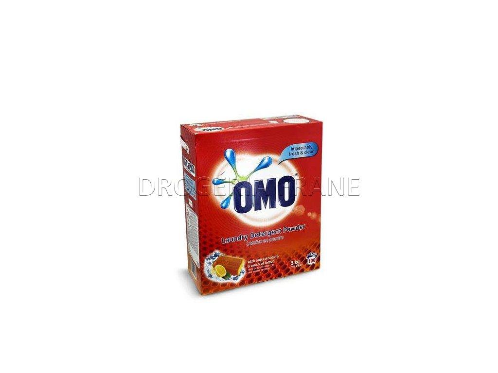 pol pl OMO 100 pran proszek Uniwersal Soap Lemon 5kg 4768 1 (1)