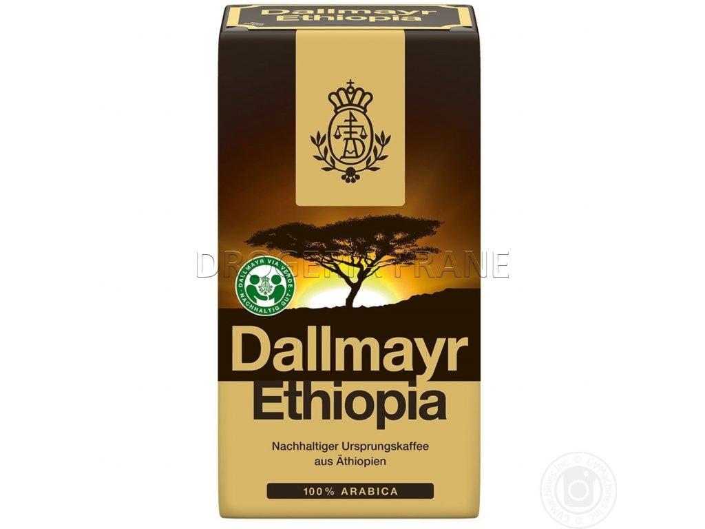 dallmayr ethiopia zrnkova mleta 500 g