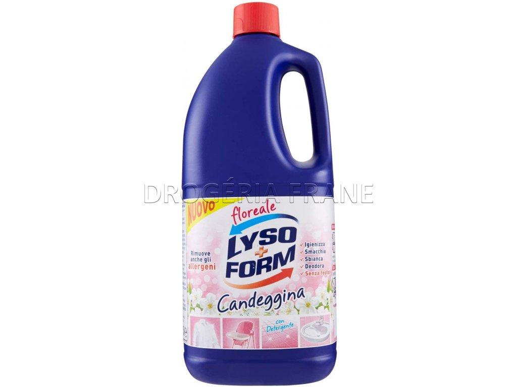 lysoform candeggina floreale dezinfekcny univerzalny cistic 2 5 l