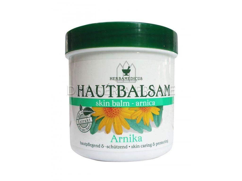 herbamedicus hautbalsam arnika 250 ml