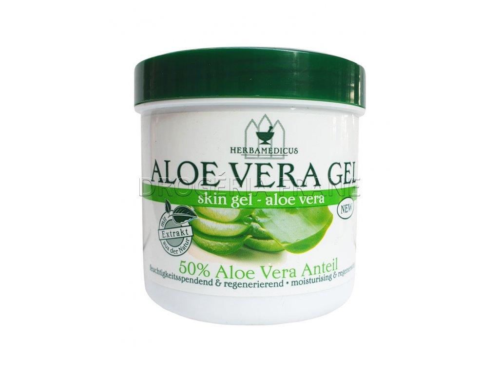 herbamedicus hautbalsam 50 aloe vera anteil 250 ml