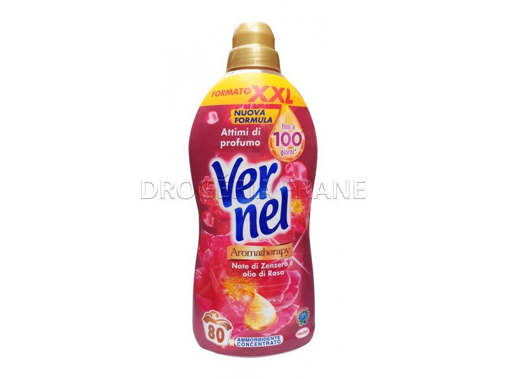 vernel avivaz aromatherapy note di zenzero e olio di rosa 2 0 l 80 prani