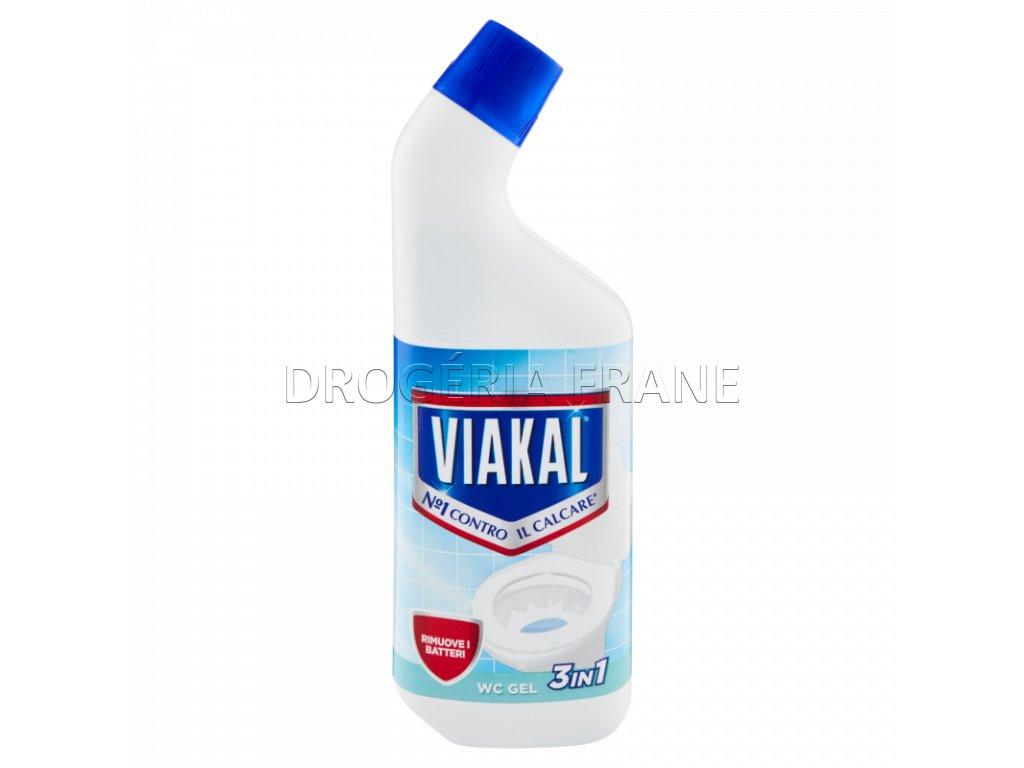 viakal anticalcare igienizzante 3 in 1 cistiaci prostriedok na vodny kamen 515 ml