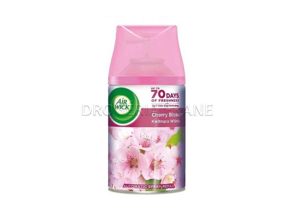 osviezovac vzduchu cherry blossom air wick freshmatic automatic sprej 250 ml