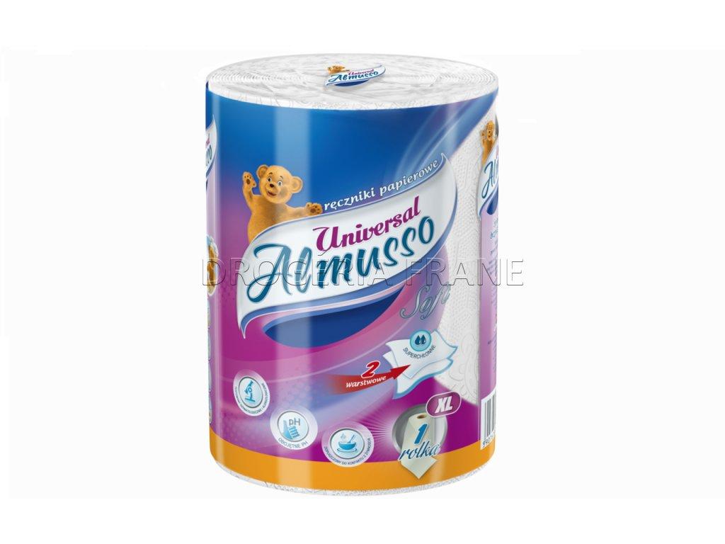 almusso universal xl 2 vrstvove kuchynske utierky 1 ks