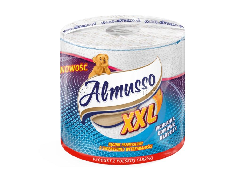almusso universal soft xxl 2 vrstvove kuchynske utierky 1 ks