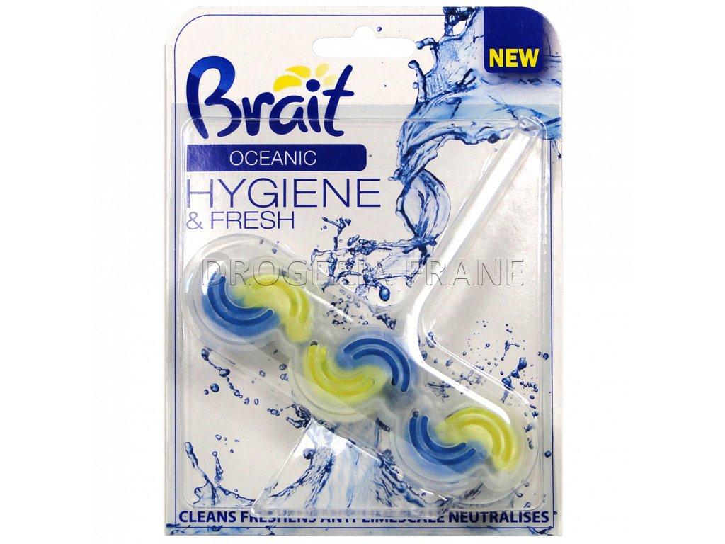brait oceanic hygiene fresh tuhy 2 fazovy wc blok 45 g