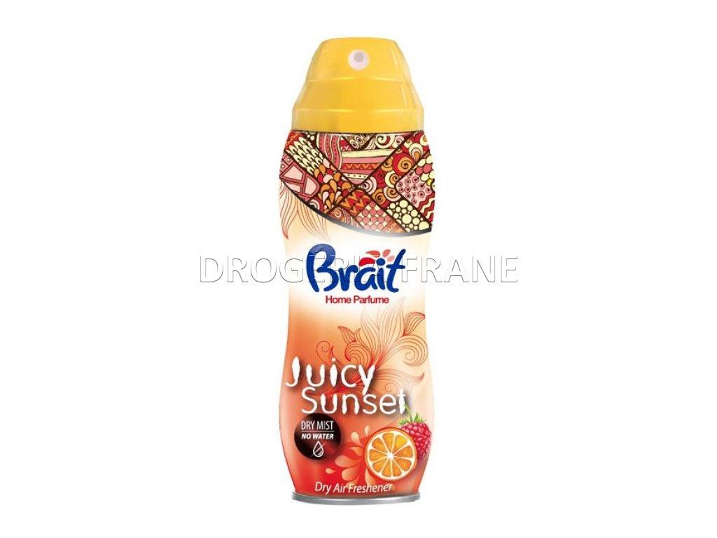 brait air freshener juicy sunset osviezovac vzduchu suchy sprej 300 ml