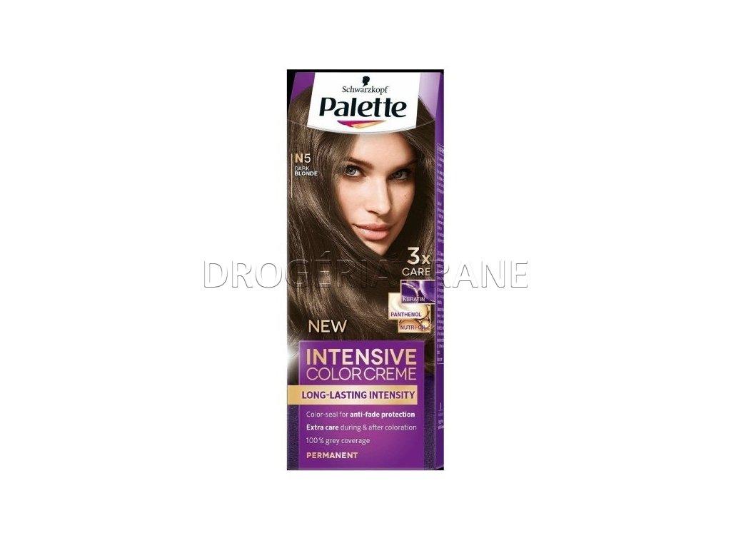schwarzkopf palette intensive colorcreme 6 0 farba na vlasy n5 .tmavoplavy