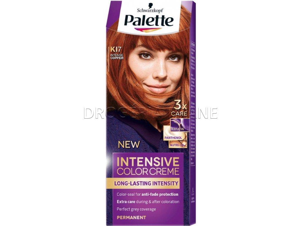 schwarzkopf palette intensive colorcreme 8 77 farba na vlasy k17 intenzivne medeny