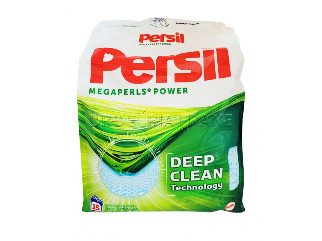 persil megaperls tiefenrein technologie prasok na pranie 0 9 kg 15 prani