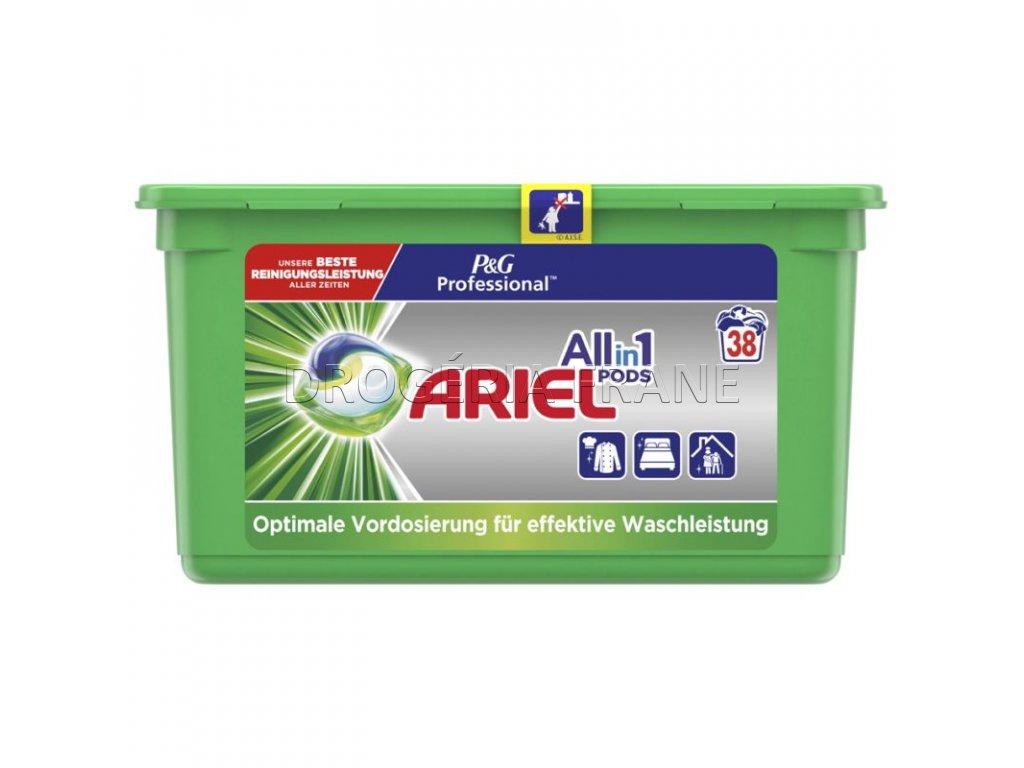 ariel all in 1 kapsule na pranie 38 ks
