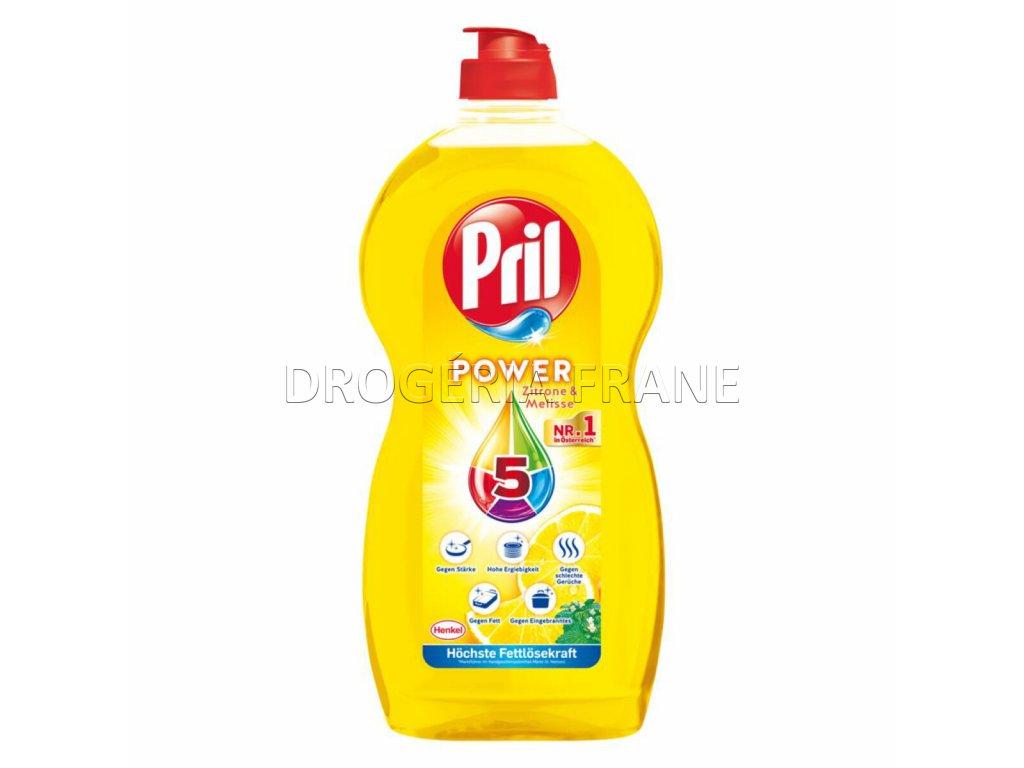 pril zitrone melissa cistiaci prostriedok na rucne umyvanie riadu 1 35 l