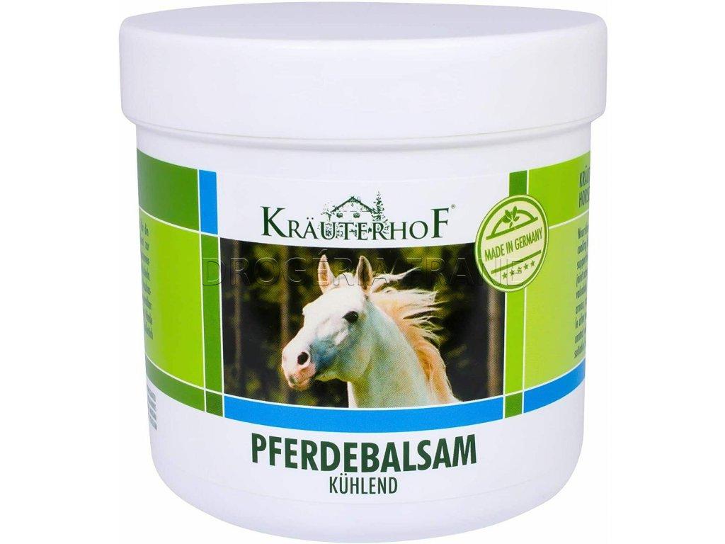 krauterhof konsky chladivy masazny gel 250 ml