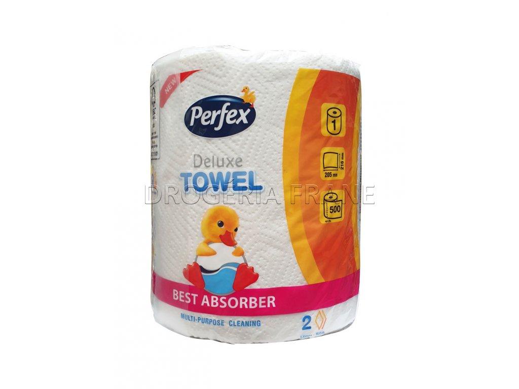perfex deluxe towel 500 2 vrstvove kuchynske utierky 1 ks