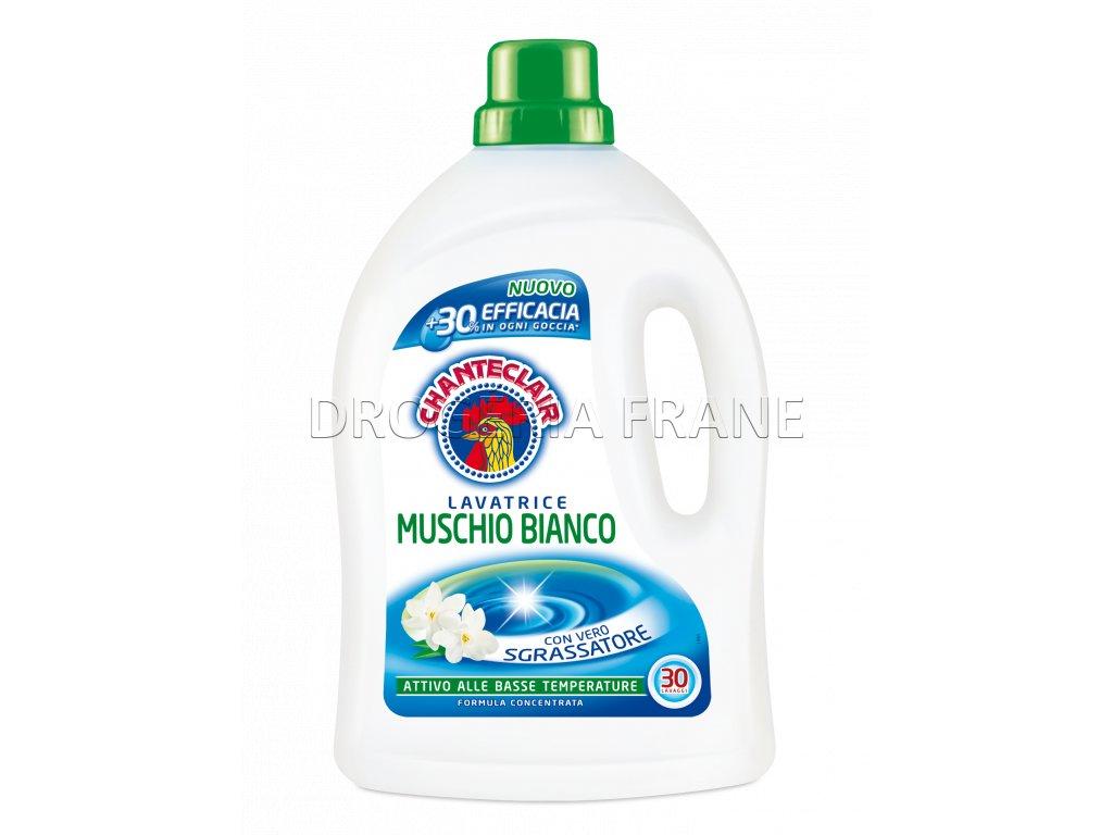 chante clair muschio bianco biele pizmo gel na pranie 1 50 l 30 prani