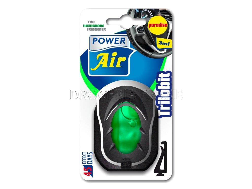power air paradise osviezovac vzduchu do automobilu 3 ml
