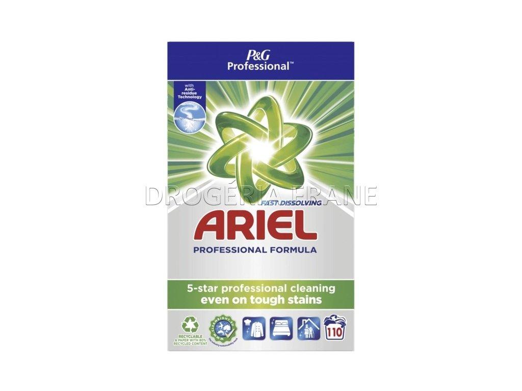 prasok na pranie ariel professional 2 7 15 kg 110 prani