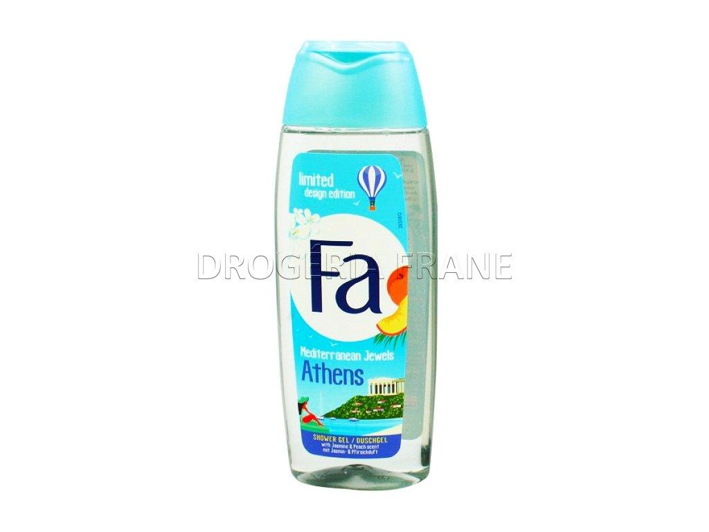 fa hawai love damsky sprchovy gel 250 ml