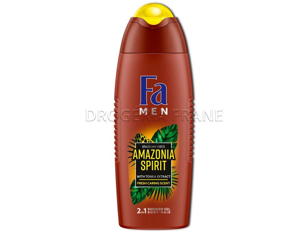 fa men amazonia spirit sprchovy gel pansky 2 v1 250 ml