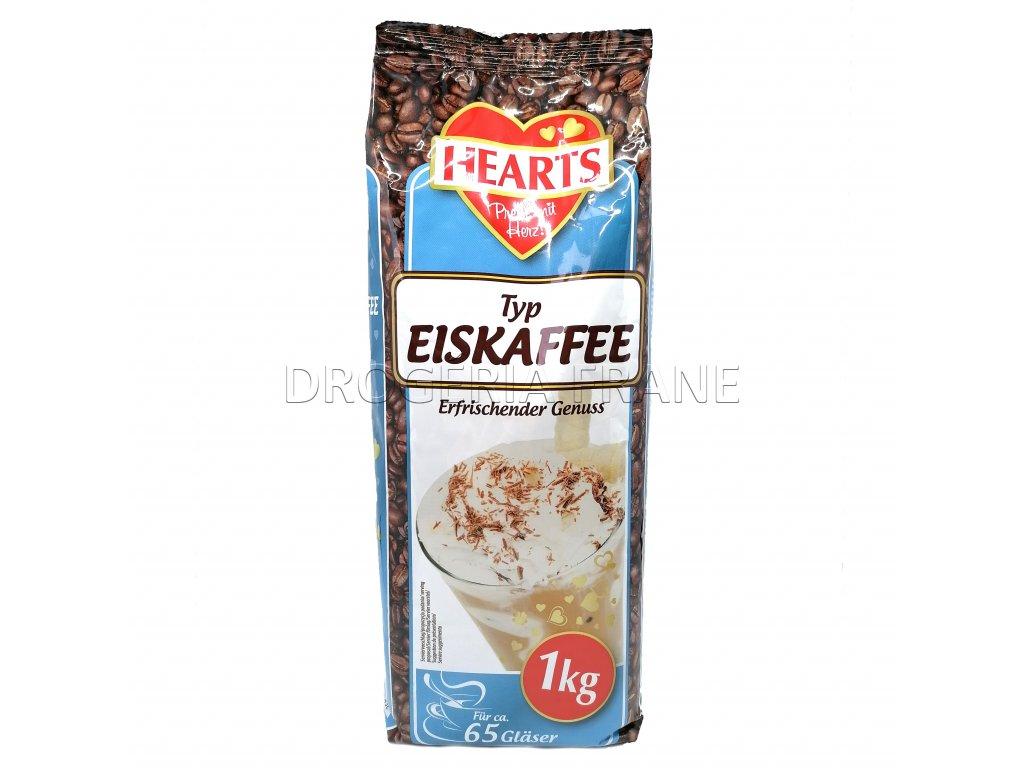 hearts cappuccino eiskaffee instatny napoj 1 kg
