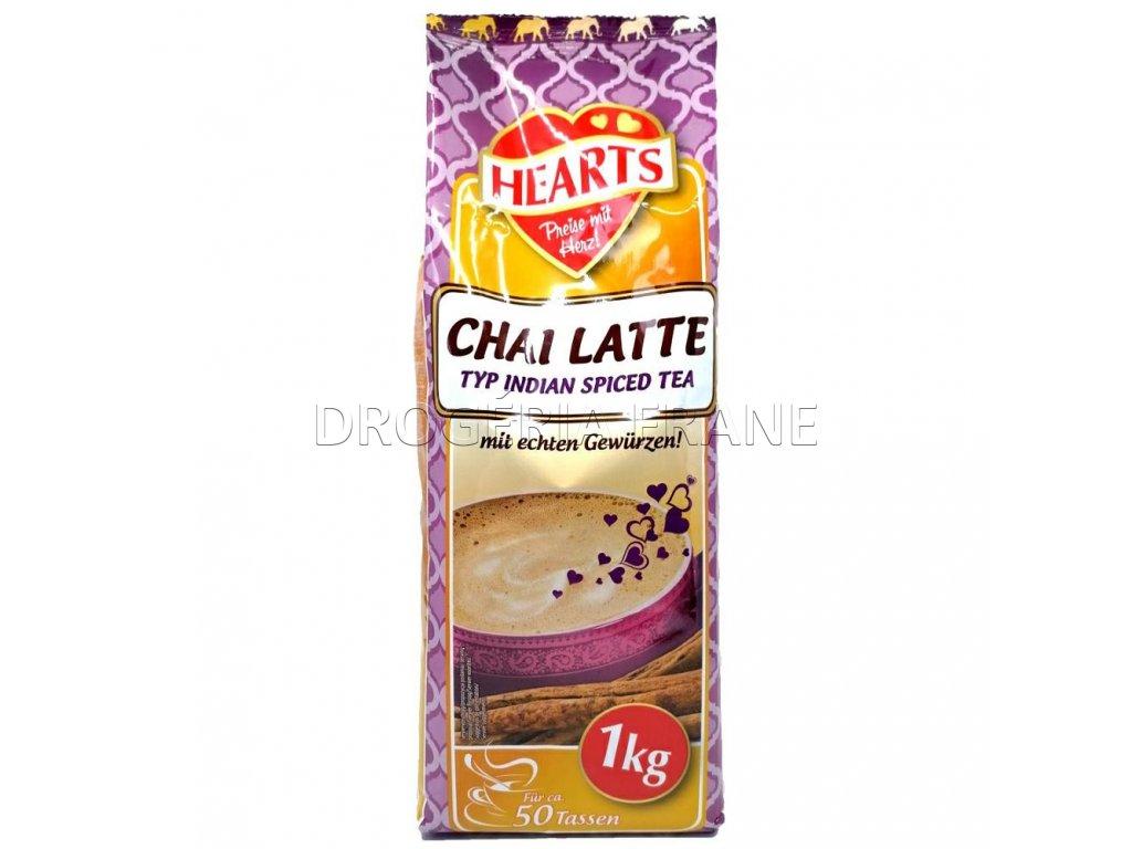 hearts cappuccino chai latte instatny napoj 1 kg