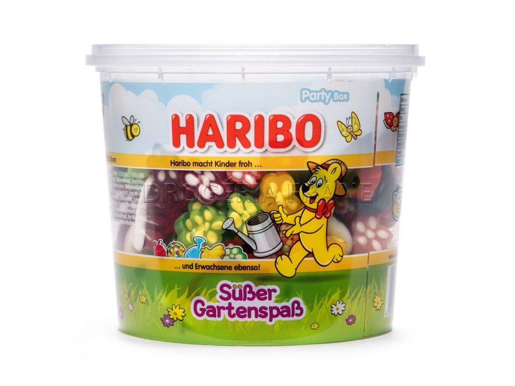haribo happy susser gartenspass ovocne zele cukriky 650 g