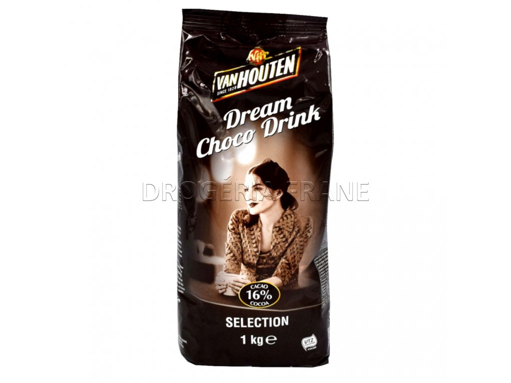 van houten dream choco drink horuca cokolada 1 kg