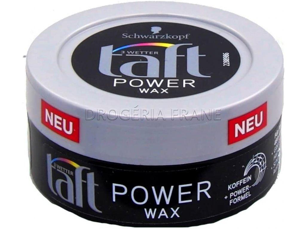 taft power wax vosk na vlasy 75 ml