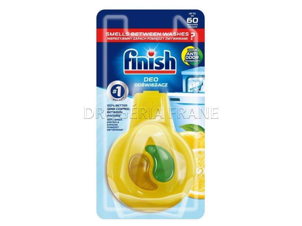 vona do umyvacky riadu finish calgonit citron 60 pracich cyklov 1 ks 4 ml