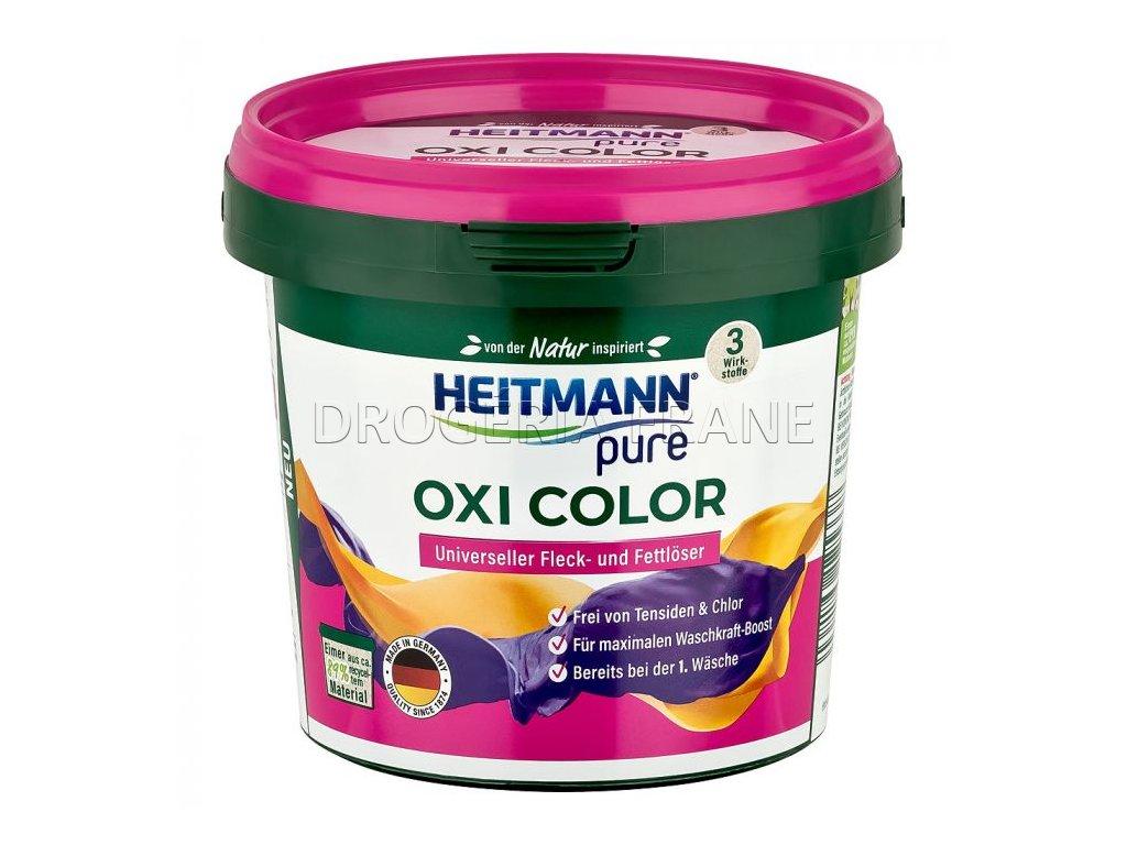 heitmann oxi color odstranovac skvrn 500 g