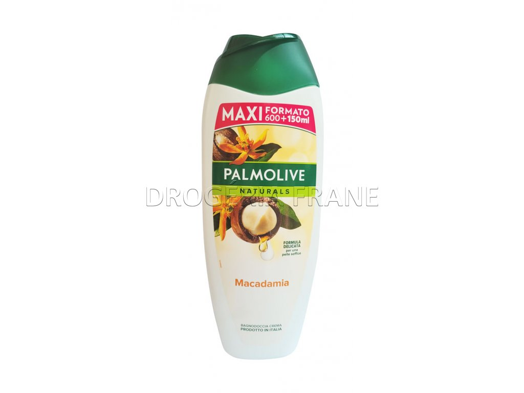 palmolive naturals macadamia sprchovy gel 750 ml