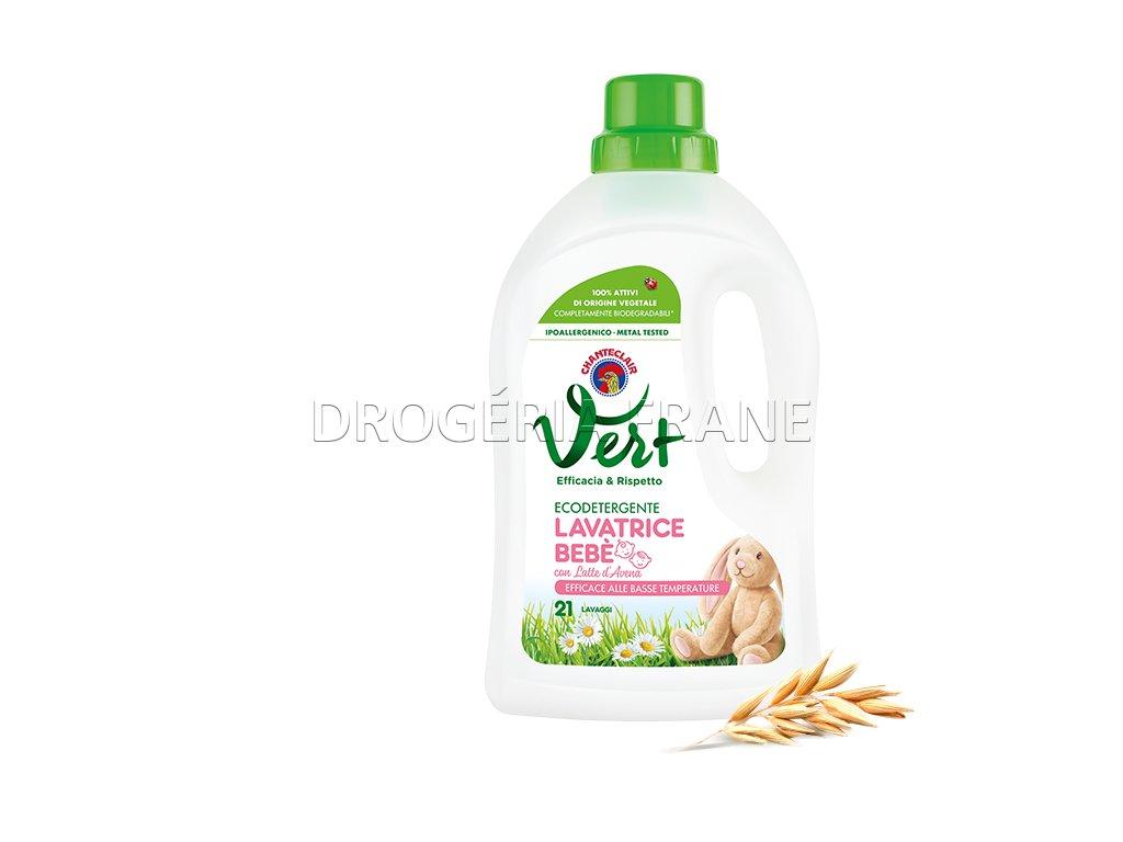 chante clair vert sensitive gel na pranie 1 071 l 21 prani