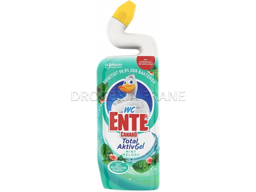 ente canard wc gel mint melody 750 ml