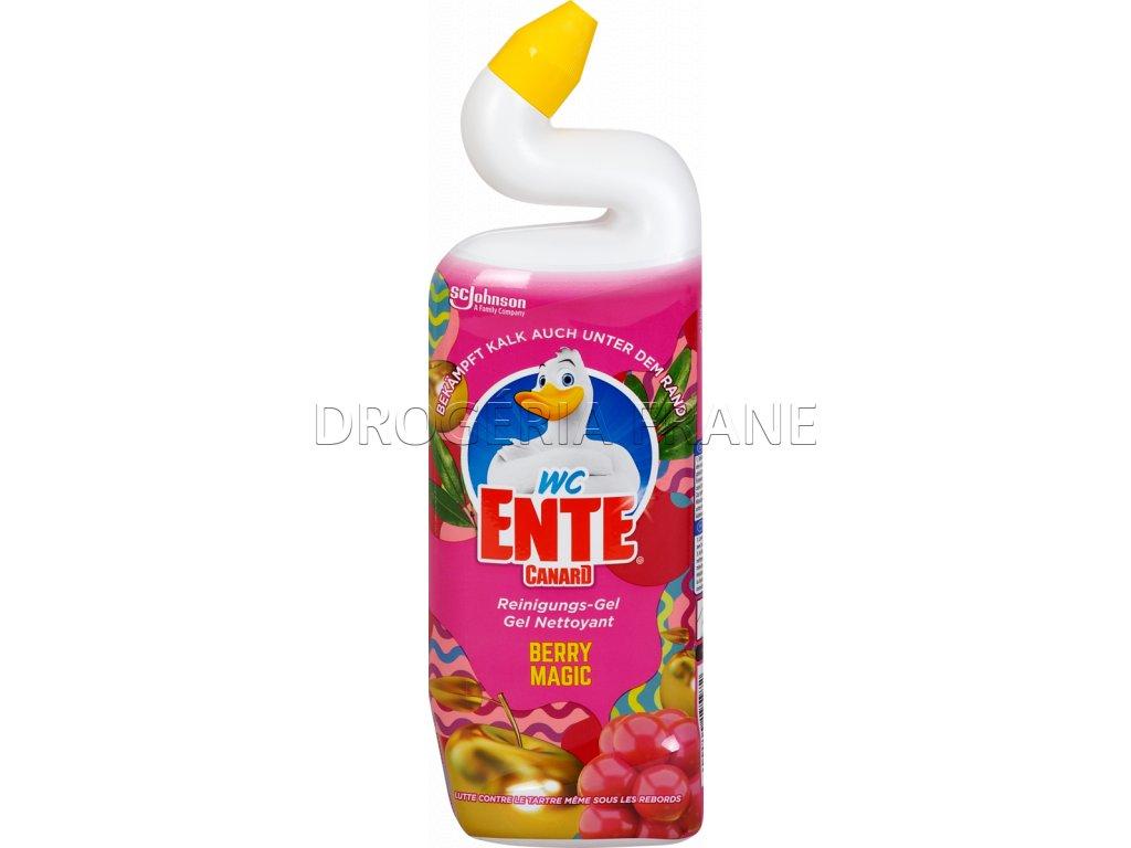 wc ente canard gel berry magic 750 ml