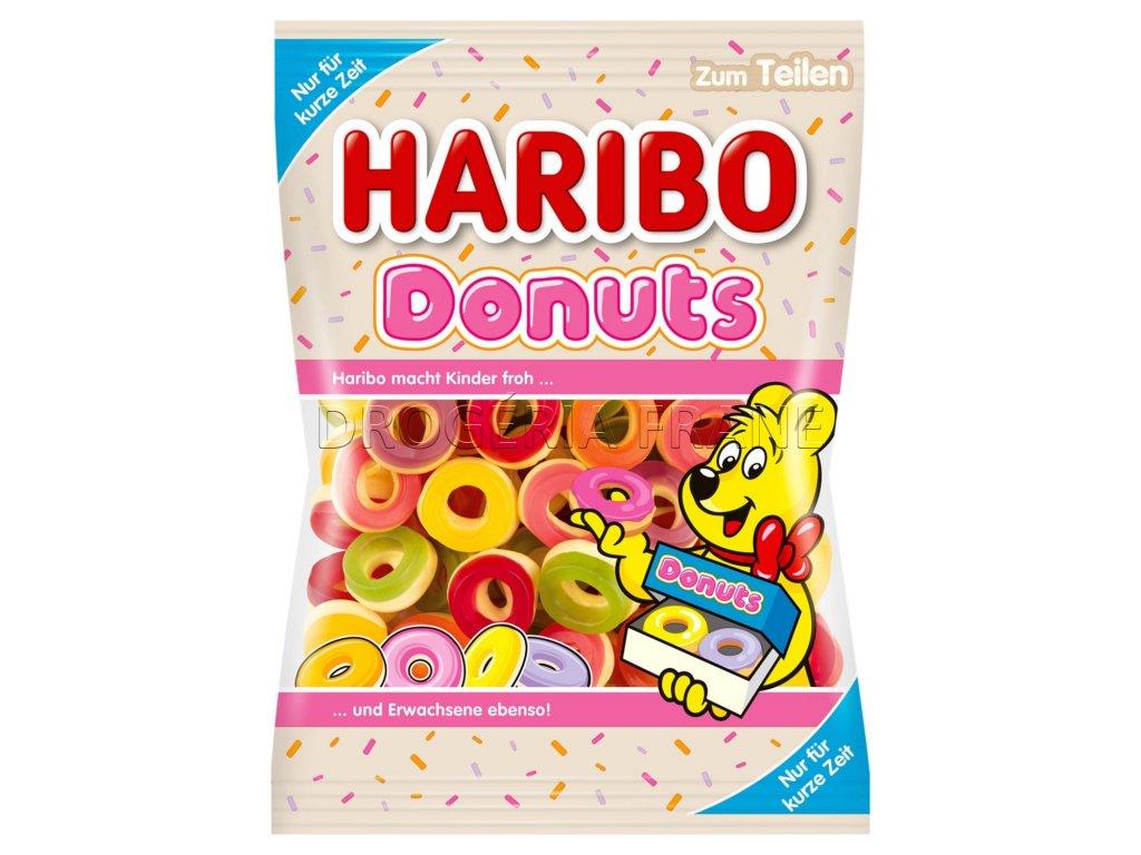 haribo donuts ovocne zele cukriky 200 g
