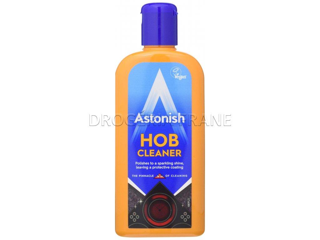 astonish hob cleaner antibakterialny cistiaci prostriedok na varne dosky 235 ml