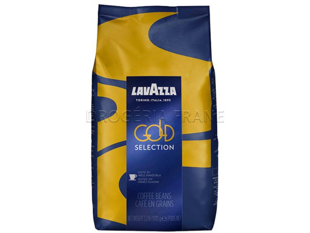 lavazza gold selection zrnkova kava 1 kg