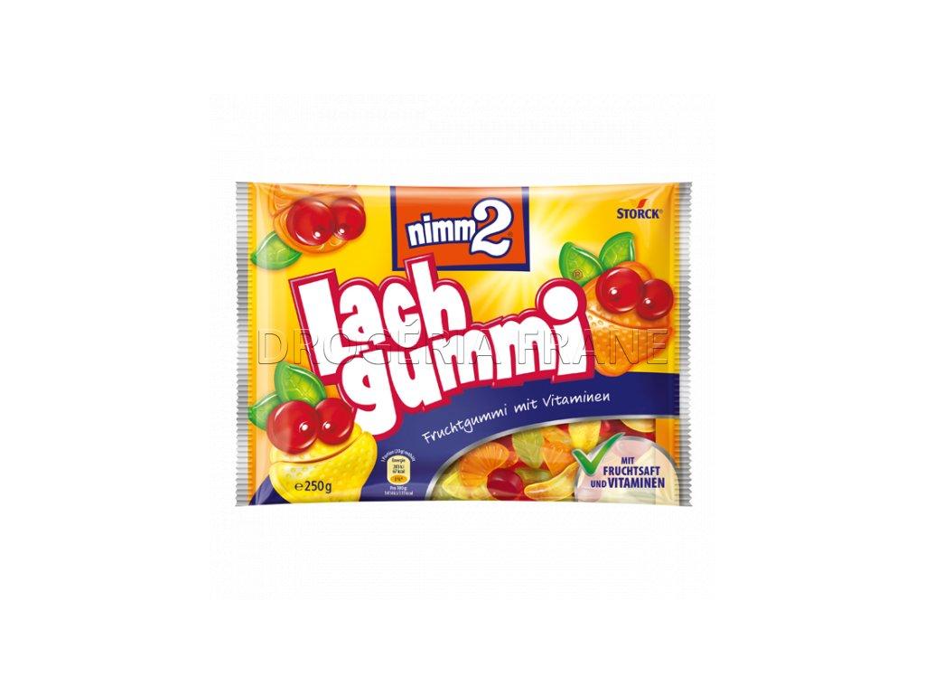 nimm2 lach gummi soffies fruchtgummi mit vitaminen cukriky 250 g
