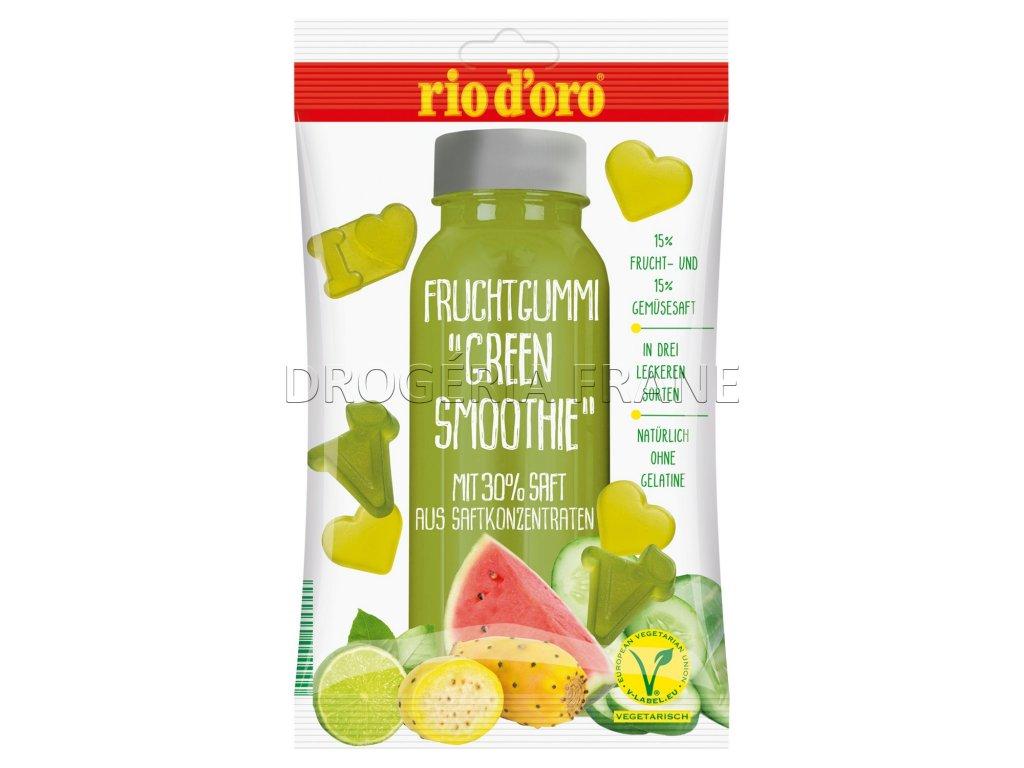 rio doro green smoothie ovocne zele cukriky 200 g