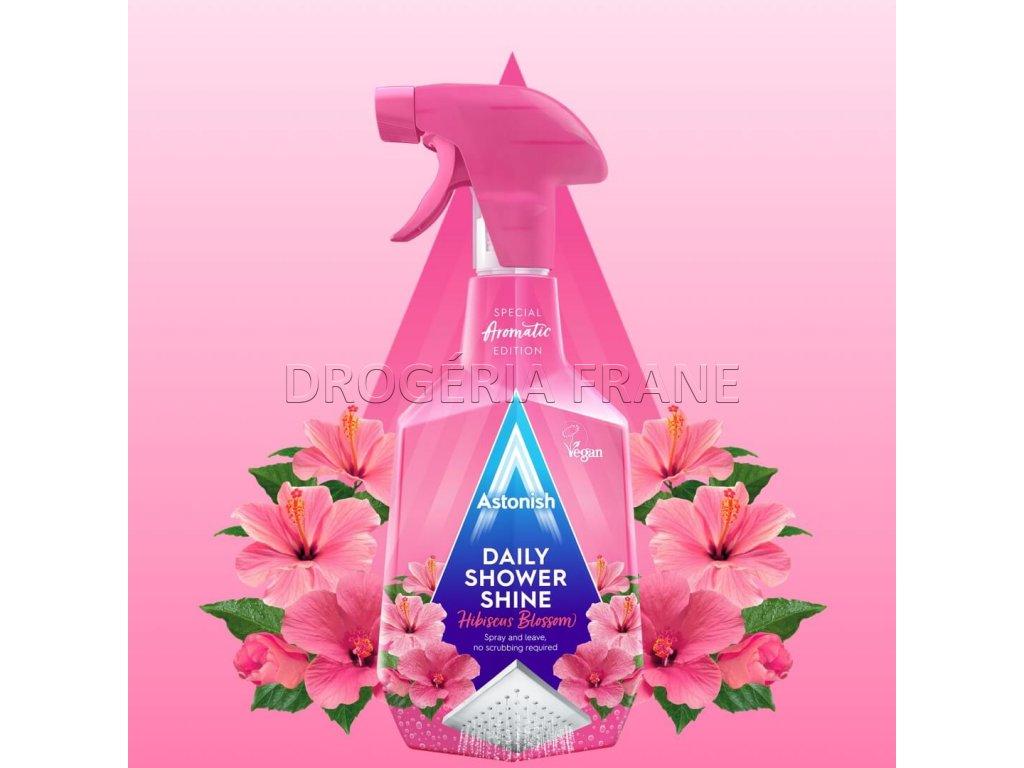 astonish daily shower shine cistiaci prostriedok na sprchy 750 ml