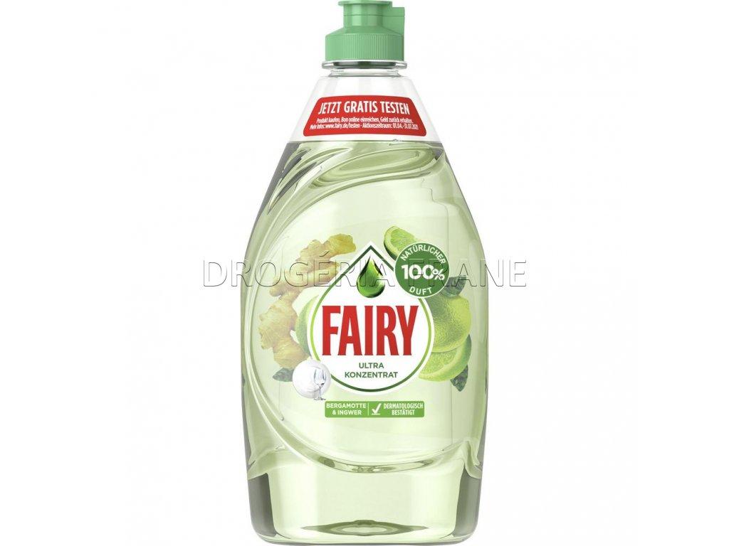 fairy naturlicher 100 duft cistiaci prostriedok na umyvanie riadu 430 ml