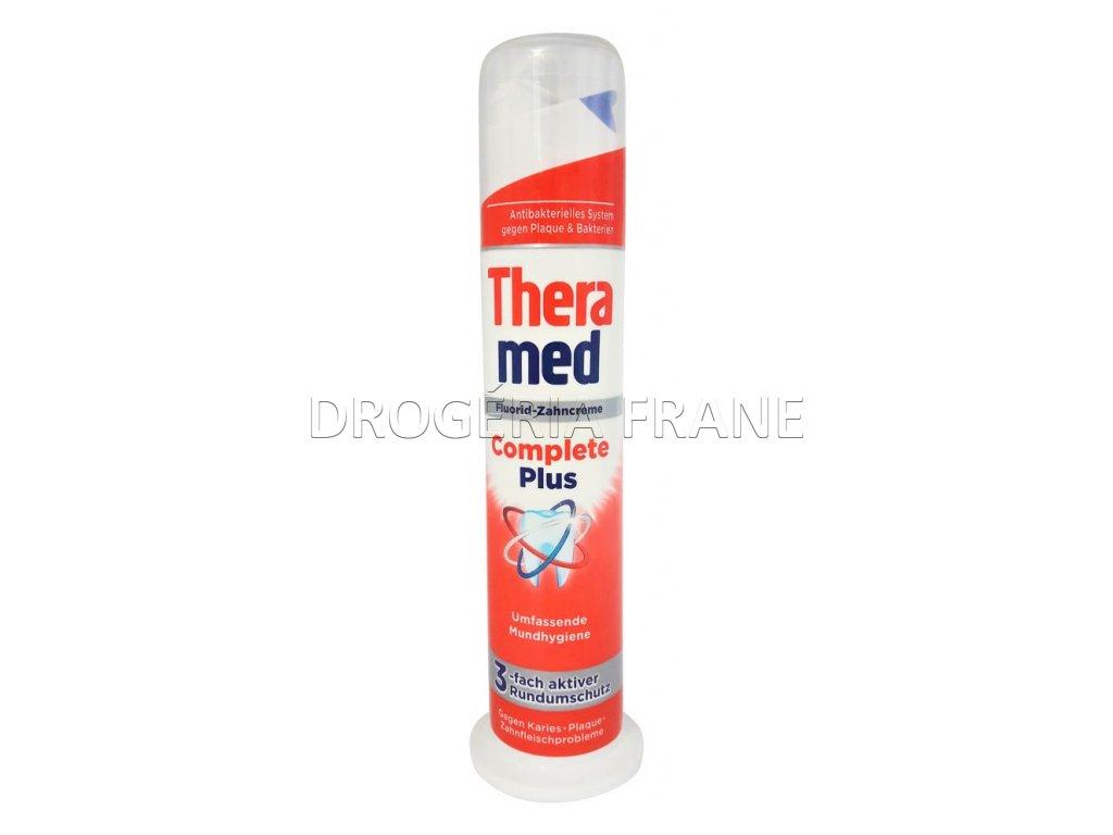 zubna pasta theramed comlete plus s davkovacom 100 ml