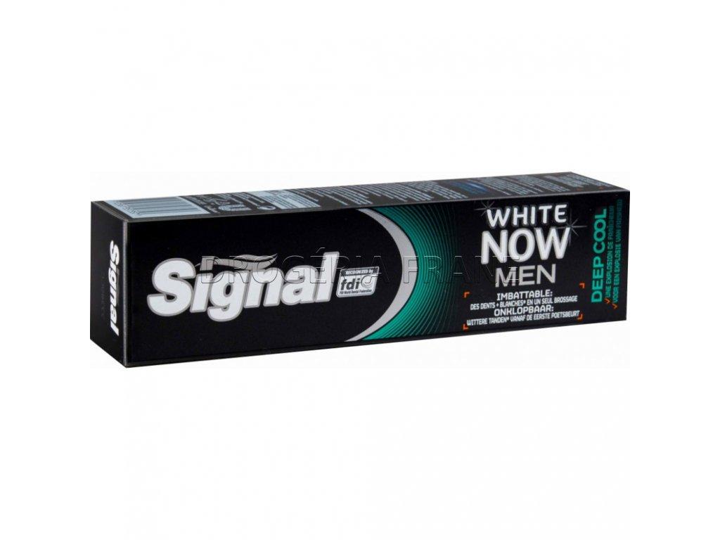 zubna pasta signal revitalize s davkovacom 75 ml