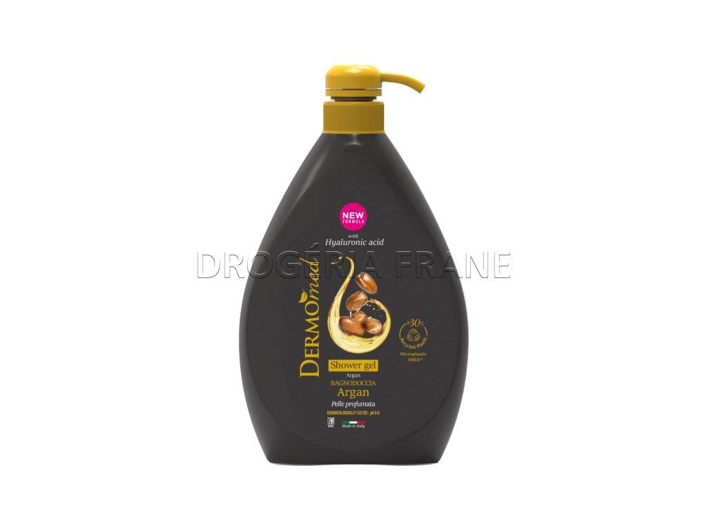 sprchovy gel a pena do kupela dermomed agan oil 1000 ml