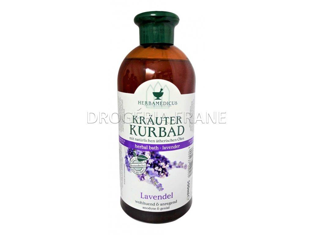 bylinny olej do kupela kurbad levandula 500 ml